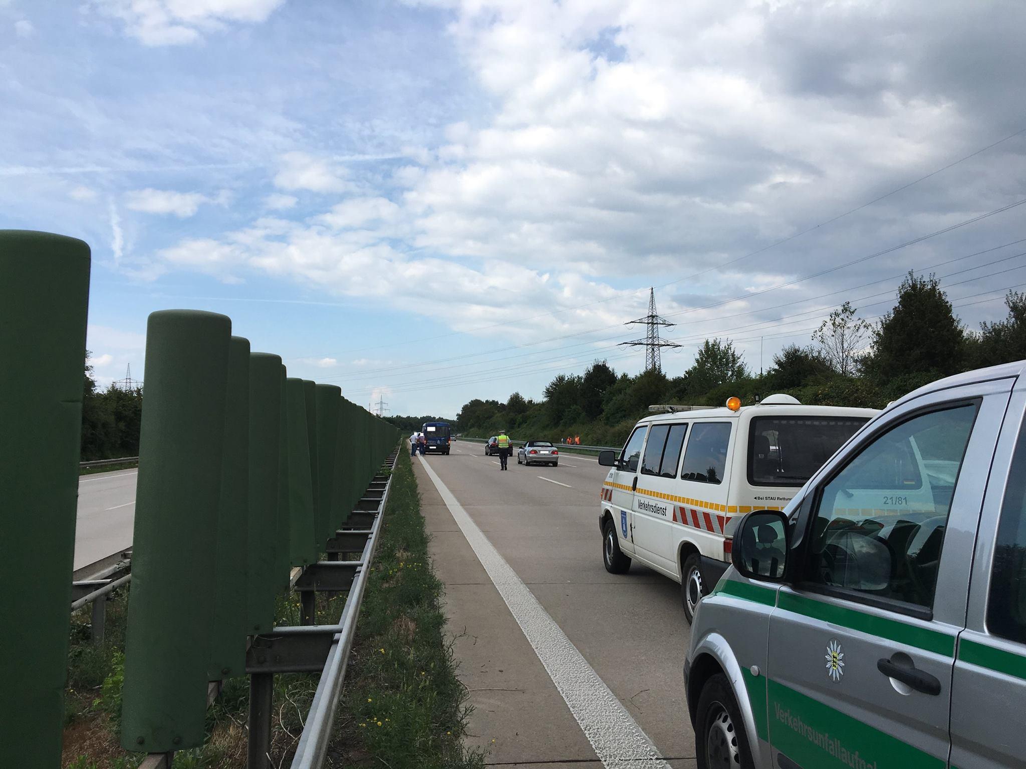 Staumelder A5 Basel Karlsruhe